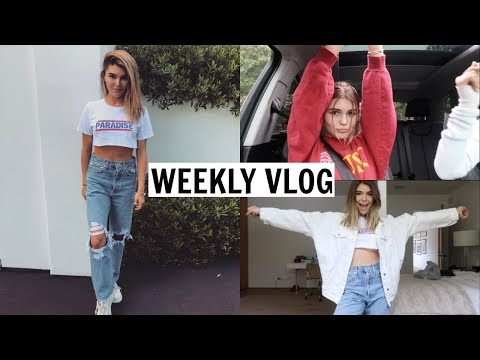 VLOG 13 l FIRST WEEK OF SUMMER l Olivia Jade