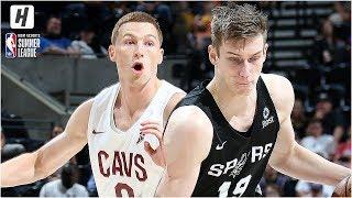 San Antonio Spurs vs Cleveland Cavaliers Full Game Highlights | July 1, 2019 NBA Summer League