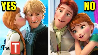 10 Strict Rules Elsa And Anna Must Follow In Frozen 2
