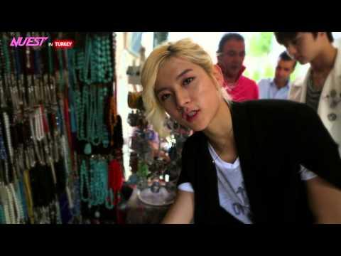 [Season3] NU'EST L.O.∧.E story '보이는 사생활' 제 2탄 - 뉴이스트 터키에 가다!