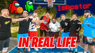 2HYPE Plays Among Us Basketball In REAL LIFE!