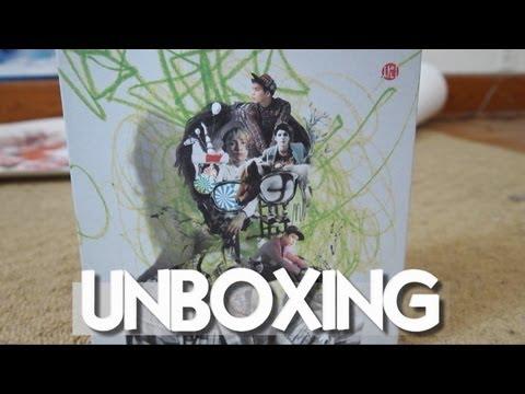 Unboxing - DREAM GIRL (SHINee)