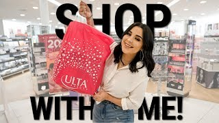 SHOP WITH ME AT ULTA BEAUTY! NEW AFFORDABLE MAKEUP, SKINCARE + MORE! | MakeupByAmarie