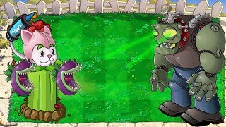 Plants vs Zombies Hack - Cacper vs Dr. Zomboss