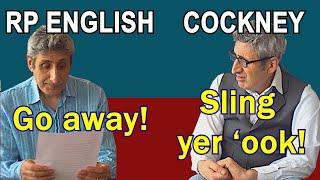 A LONDONER Explains How to Speak COCKNEY (London accent)
