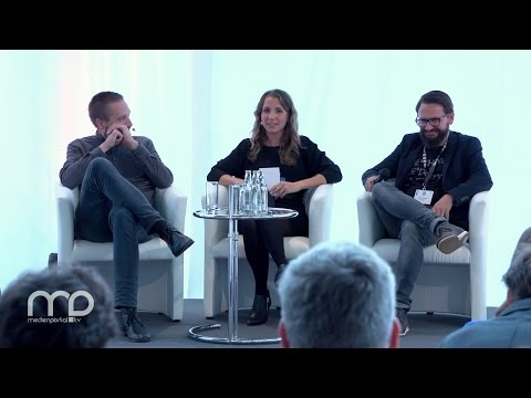 Diskussion: Let's adVRtise - Virtual Reality in Werbung & Kommunikation