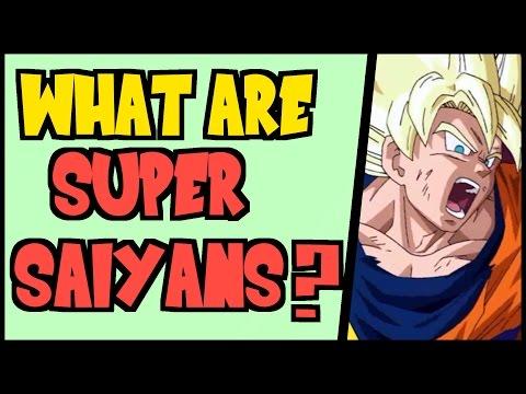 What are Super Saiyans? | Dragon Ballogy Episode 1