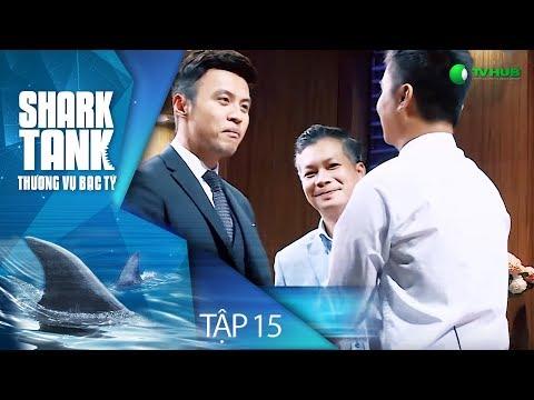 STARTUP VỚI LÒNG HIẾU THẢO LAY ĐỘNG CÁC SHARK | TẬP 15 [FULL] SHARK TANK VIỆT NAM | VTV 3