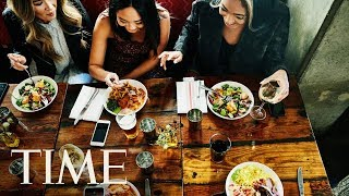 Americans Are Spending An Incredible Amount Of Money At Restaurants   TIME