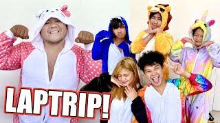 NAG PAJAMA PARTY with TEAM BAGONG BAHAY (FOODTRIP & KULITAN TAYO BES!!) | LC VLOGS #360