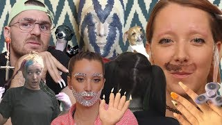 Jenna Marbles Being a Beautuber for 2 Hours Straight