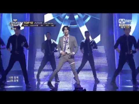 Live HD 140904 태민 TAEMIN SHINee   괴도 DANGER @ M! Countdown