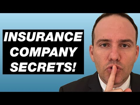 8 Secrets Insurance Companies Don't Want You to Know (About Injury Claims)