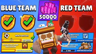 50,000 Star Points This Seasons?!📢⭐ + 1000 Tokens Quest!!😼 | Brawl Stars Power League