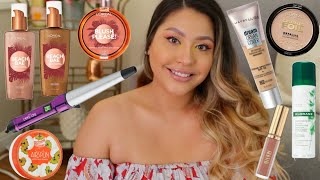 HOT NEW AFFORDABLE DRUGSTORE MAKEUP & HAIR!