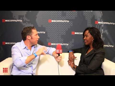 Debra Mallowah, Vice President, Personal Care, Unilever Nairobi - Loeries 2016