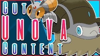 The BEST Cut Content From Every Pokémon Generation - Unova