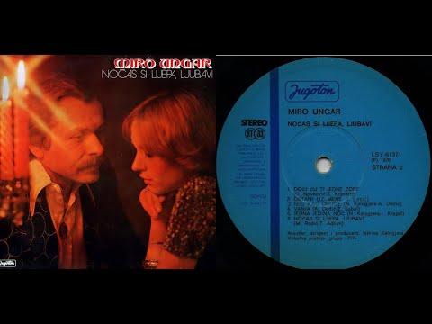 Miro Ungar – Jedna Jedina Noć *1978* /// *vinyl* ♫