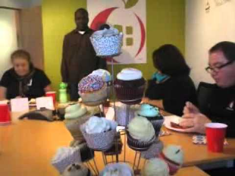 eGenio Cupcake Showdown