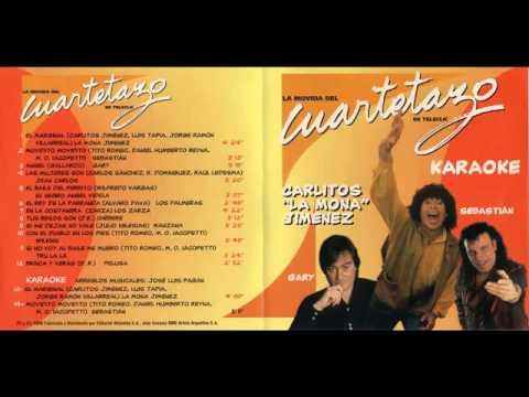 Cuarteto de Cordoba Sebastia Gary Jean Carlos la mona Jimenz Trulala Chebere