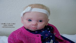 Reborn Baby Doll Cindy for Adoption from All4Reborns Doll Studio