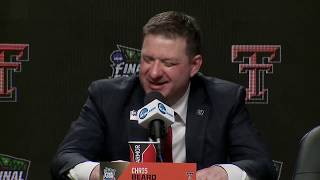 Press Conference: Texas Tech Final Four Postgame