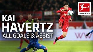 Kai Havertz - All Goals & Assists 2019/20