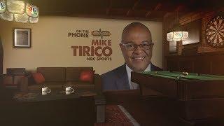 NBC Sports' Mike Tirico Talks Winter Olympics w/Dan Patrick Show   Full Interview