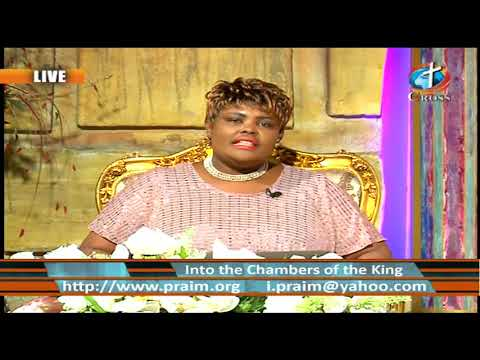 Apostle Purity Munyi Into The Chambers Of The King 06-05-2020