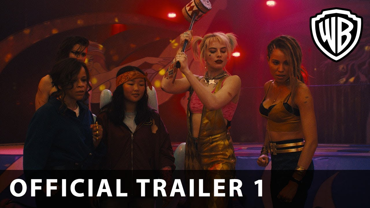 Trailer de Birds of Prey (And the Fantabulous Emancipation of One Harley Quinn)
