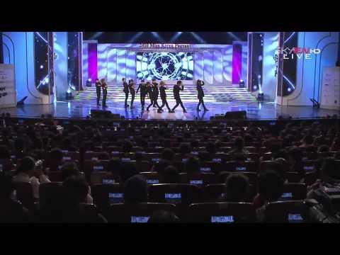 100725【HD】TVN Miss Korea - Super Junior Bonamana