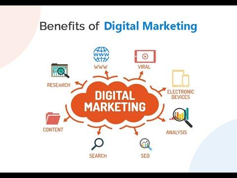 Benefit Of Digital Marketing