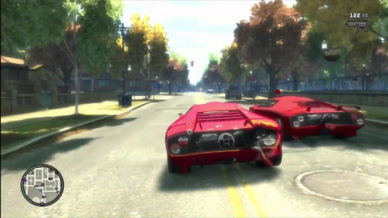 Fast Car Youtube: Fun Times With Fast Cars [GTA IV]