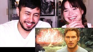 HONEST TRAILERS: GUARDIANS OF THE GALAXY 2 | Reaction!