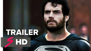"JUSTICE LEAGUE (2017) Trailer #2 – ""Gods Don't Die"" Superman Promo (Fan Made)"