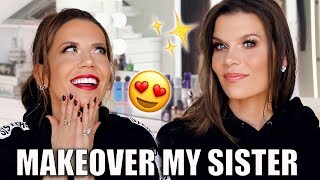 Transforming my Sister into Tati
