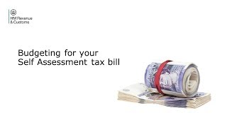 Budgeting for your Self Assessment Tax Bill