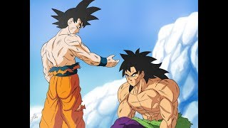 Explicación  Final De La Nueva Película De Dragon Ball Super - ¿ El Ultra Instinto ? * NUEVA SAGA  *