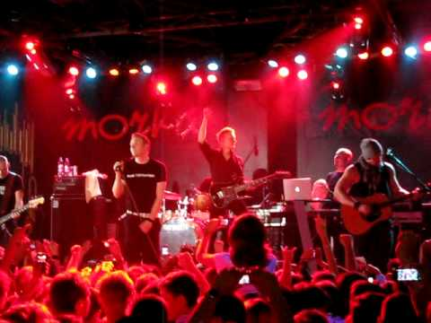 Poets of The Fall - Clevermind (Live in Moscow 09.12.2008 Tochka club)