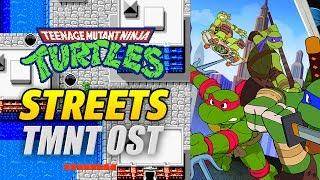 Teenage Mutant Ninja Turtles NES Game OST - Streets (Fingerstyle Acoustic Guitar Cover)
