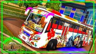 ASHOK LEYLAND BUS MOD ETS2 - Mr Trucker
