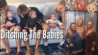 Moms Night Out / Dads Night In   Teen Mom Vlog
