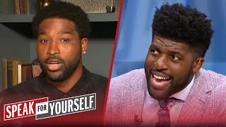 Tristan Thompson on what a playoff exit could mean for LeBron's legacy | NBA | SPEAK FOR YOURSELF