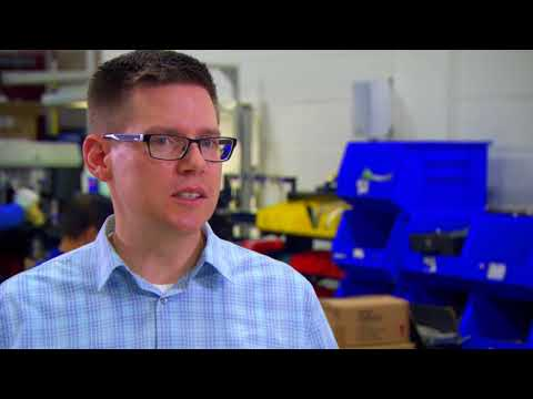Video: Ernest C. Manning Innovation Award - Feature video about award winners and entrepreneurs, James Keirstead and Jim Qualie, creators of the GoConex wire-free switch.