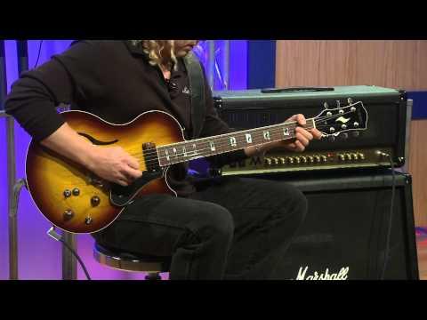 Marshall MA Series MA100H Guitar Amp Demo | Full Compass