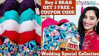 ☆Lingerie Haul ☆Affordable Essentials ☆Shyaway Bra & Panty Haul ☆Online Bra Shopping Haul☆Huge Sale☆