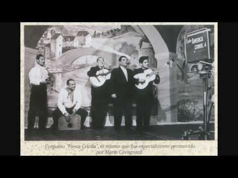 Fiesta Criolla - Valses Criollos de la Guardia Vieja