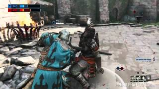 For Honor Gameplay Trailer at E3 2015 - Medieval Melee Combat