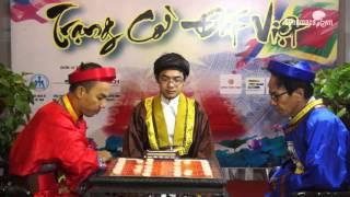 Võ Minh Nhất vs Trềnh A Sáng - Bán kết 2 Vòng chung kết Trạng Cờ Đất Việt 2015