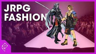 How Final Fantasy defined weird JRPG fashion